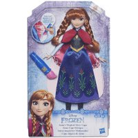 Hasbro Disney Frozen Anna Magical Story Cape Doll