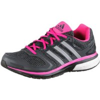 Adidas Questar Boost W core black/silver metallic/shock pink