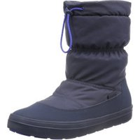 Crocs Women's LodgePoint Pull-on Boot navy