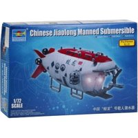 Trumpeter Chinese Jiaolong Manned Submersible (07303)