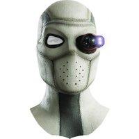 Rubie's Deadshot Light-Up Latex Mask Adult