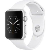 Apple Watch Series 1 42mm silver/white