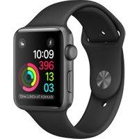 Apple Watch Series 1 42mm space gray/black