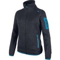CMP Woman Fleece Jacket (3H14746) Asphalt-Sea Blue