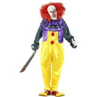 Smiffy's Classic Horror Clown Costume L (24376)