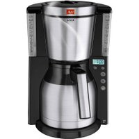 Melitta Look Therm Timer Stainless Steel Black
