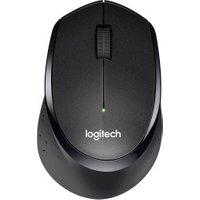 Logitech M330 Silent Plus (black)