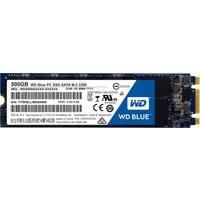 Western Digital Blue SSD 500GB M.2