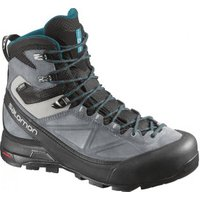 Salomon X Alp MTN GTX W black/pearl grey/boss blue