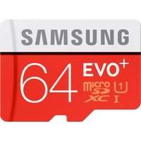 Samsung EVO Plus microSDXC 64GB (MB-MC64D)