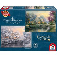 Schmidt Thomas Kinkade Painter of light (59468)