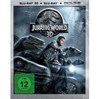 Jurassic World (+ Blu-ray) [Blu-ray 3D]