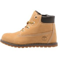 Timberland Pokey Pine Hook-and-Loop Boot 6-Inch Side Zip wheat