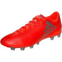 Adidas X 16.4 FxG solar red/silver metallic/hi-res red