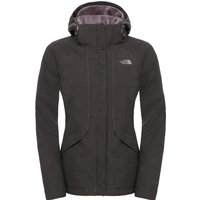 The North Face Women's Inlux Insulated Jacket Rabbit Grey Heather
