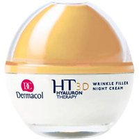 Dermacol 3D Hyaluron Therapy Wrinkle Filler Night Cream (50ml)