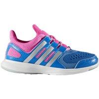 Adidas Hyperfast 2.0 K shock blue/matte silver/shock pink