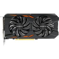 GigaByte GeForce GTX 1050 Windforce OC 2048MB GDDR5