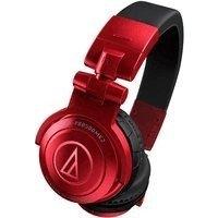 Audio Technica ATH-PRO500 MK2 red