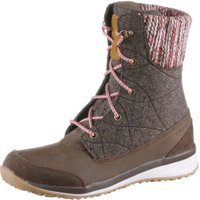 Salomon Hime Mid absolute brown-X/absolute brown-X