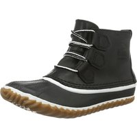 Sorel Out N About Leather black/white