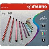 Stabilo Pen 68 (20 colours)