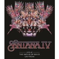 Santana IV - Live At The House of Blues Las Vegas (+ 2 Audio-CDs) [2 DVDs]
