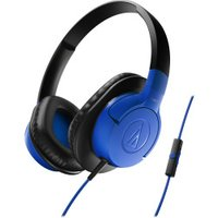 Audio Technica ATH-AX1iS blue