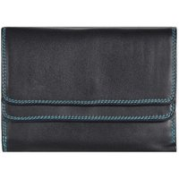 MyWalit Double Flap Wallet black pace (250)