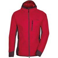 VAUDE Men's Sesvenna Jacket indian red / raisin