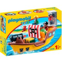 Playmobil Pirate Ship (9118)