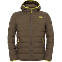 The North Face Men's La Paz Hooded Jacket Rosin Green