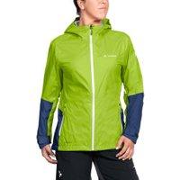 VAUDE Women's Tremalzo Rain Jacket II pistachio