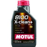 Motul 8100 X-clean+ 5W30 (1 l)
