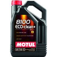 Motul 8100 Eco-clean+ 5W-30 (5 l)