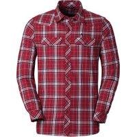 VAUDE Men's Algund LS Shirt salsa