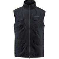 VAUDE Men's Farley Vest V black