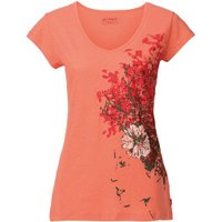 VAUDE Women's Bonavista Shirt apricot
