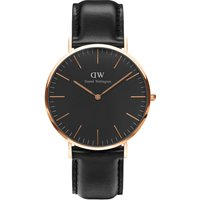 Daniel Wellington Classic Black Sheffield 40 mm (DW00100127)