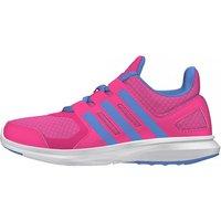 Adidas Hyperfast 2.0 K shock pink/ray blue/white