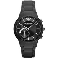 Emporio Armani Connected Stainless Steel black (ART3001)