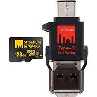 Strontium Nitro microSDXC 128GB (SRN128GTFU1P)