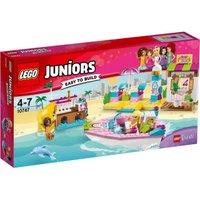 LEGO Juniors - Andrea & Stephanies Beach Holiday (10747)