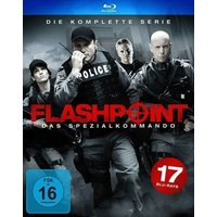 Flashpoint - Die komplette Serie