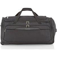 Travelite Crosslite 4.0 Wheeled Travel Bag 69 cm black