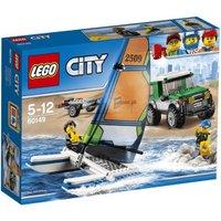 LEGO City - 4 x 4 Catamaran (60149)