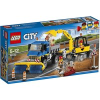 LEGO City - Sweeper & Excavator (60152)
