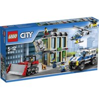 LEGO City - Bulldozer Break-In (60140)
