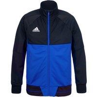 Adidas Tiro 17 Training Jacket Youth navy/blue/white