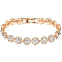 Swarovski Angelic rose gold-plated bracelet (5240513)